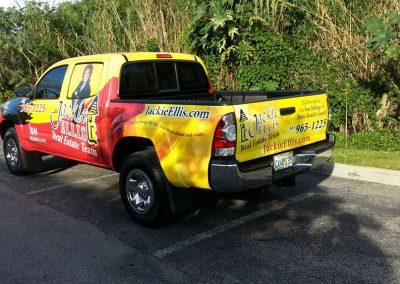 Vehicle Graphics by Landy Marketing