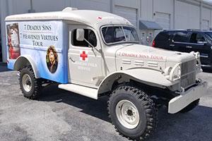 Classic Ambulance Custom Wrap