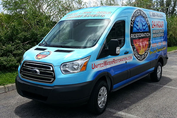 vehicle graphics by Landy Marketing