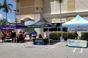 South Florida outdoor displays
